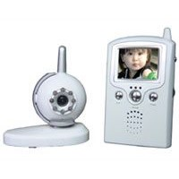 2.4 GHz Wireless Baby Monitor System