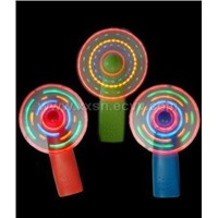 LED Color Matrix Mini Fan