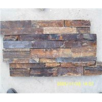 Wall Building Material--Rusty Cultured Stone