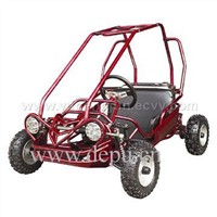 Single Cylinder, Four-stroke, Air-cooled Go Kart