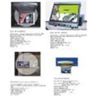 lcd monitor/dvd