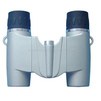 Binocular with Compass and Neck Chord