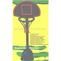 Basketball Stand Set