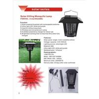 Solar Mosquito Killing Lamp