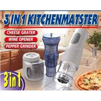 3 in 1 Kitchenmaster