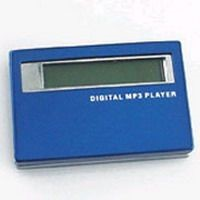 MP3 Player Match Box Style