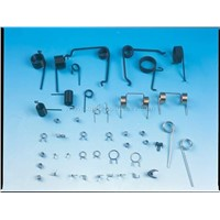 Our products include custom designed compression spring, extension spring, torsion spring, valve s