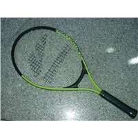 Juior aluminium alloy tennis racket/C-beam