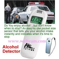 Alcohol Detector Sensor Tester Alert From China ShowRoom