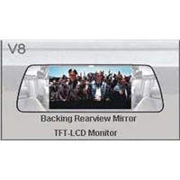 6inch Backing Rearview Mirror LCD Monitor