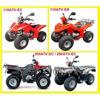 ATV (All Terrain Vehicle)