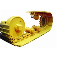 Undercarriage Parts for Excavators and Bulldozers