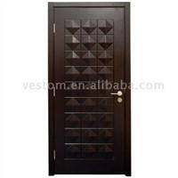 Steel-Wooden Room Door
