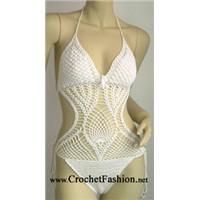 Hand Crochet Sexy Bikini/Swimwear/Beachwear