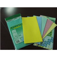 selling non-woven cleaning wipes