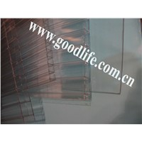 Anti-fog polycarbonate solid sheet