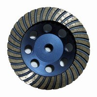 Turbo Grinding Wheels (TGC)