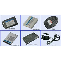 Mobile Phone Battery,Charger