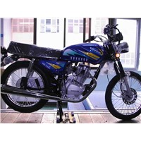 CG150 motorcycle with disc brake and 150cc engine