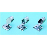 The stainless steel rail fittings