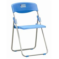 Metal Steel Plastic Folding Chair For Office Rental