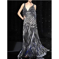 Evening Dress WD-PS011