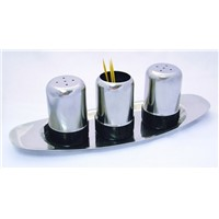 4pcs salt & pepper shaker