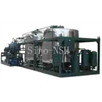 Used Oil Regeneration(oil reprocessing) System