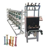 BFBS-4A bobbin winding machine (four bobbins)