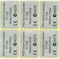 Plastic Stickers, Self-adhesive Labels Printing