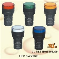 LED indicator(pilot light)