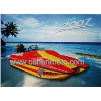 Sports boat OS-SB320T-E15/C009