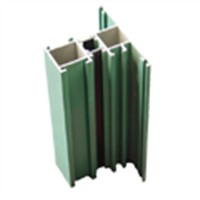 Aluminum extrusion profile for industry
