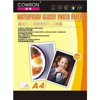 Waterproof Glossy Photo Paper 240GSM