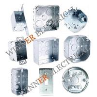 outlet box steel box switch box electrical box