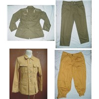 Afrika Corps (DAK) uniform M1940 tropical tunic