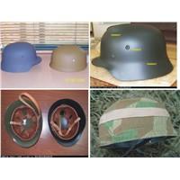 german m35 helmet para helmet