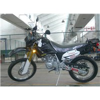 Dirt bike for 250-cc with Upside Don