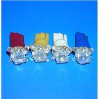 LED autos light bulbs T10-194-5LED