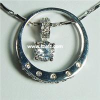 925 Silver Pendant (MP7018b)