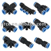 Quick connencting tube fittings