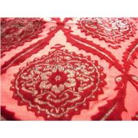 Bronzing Silk Velvet