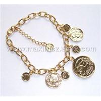 Coin Bracelet (MB6211B)