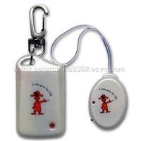 Autosecu Anti-losing burglar alarm package
