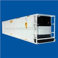 46' Over-Wide Steel Reefer with Protect Frame