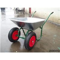 Galvanized Wheel Barrow
