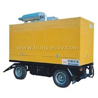 trialer mounted gensets