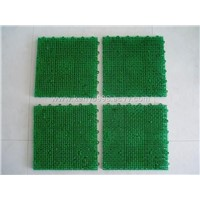 Interlocking Artificial Grass