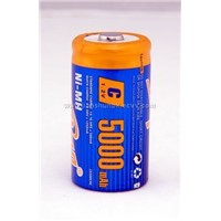 Ni-mh C5000 Rechargeable Battery