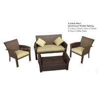sell wicker and rattan furniture in varieties